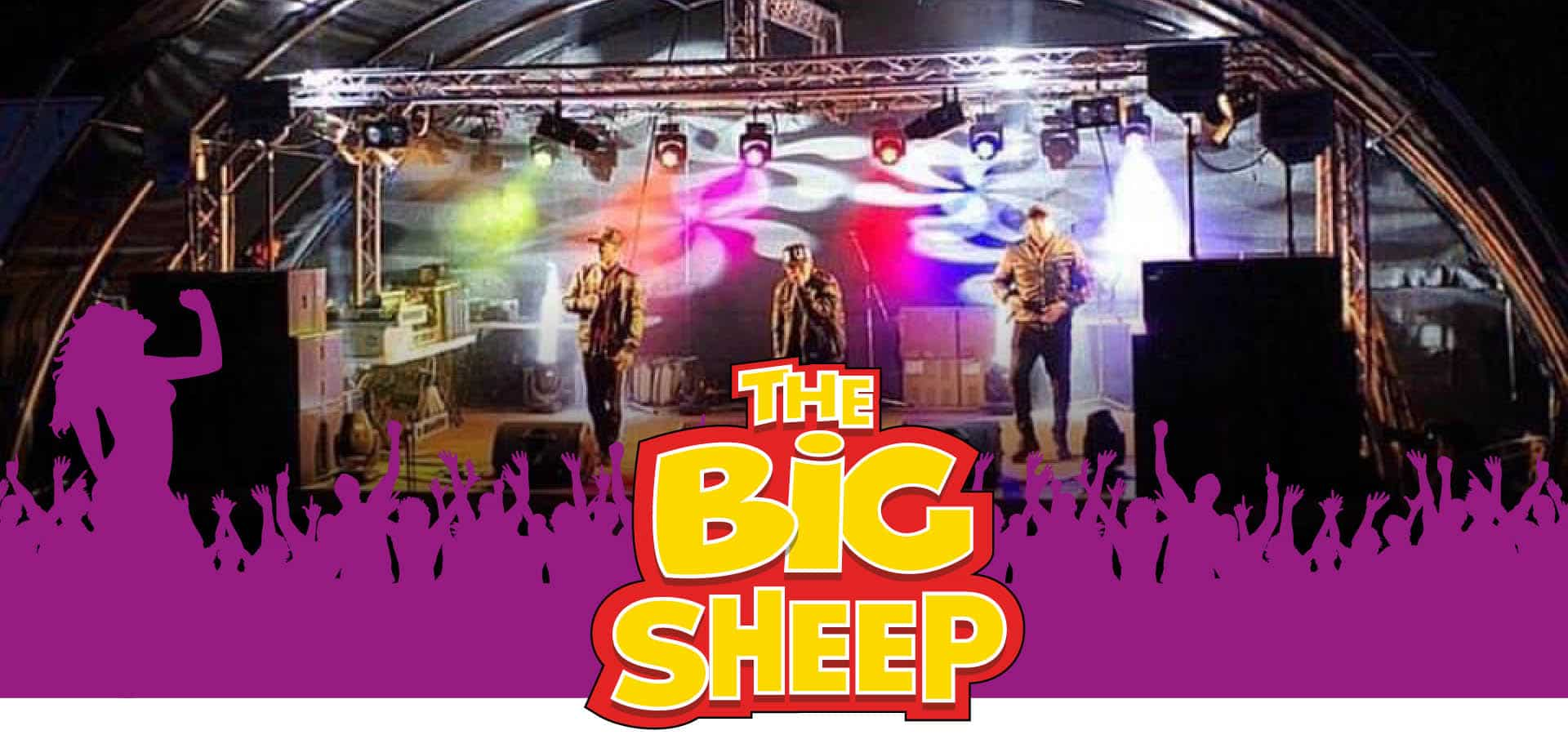 The Big Sheep Events and Gigs