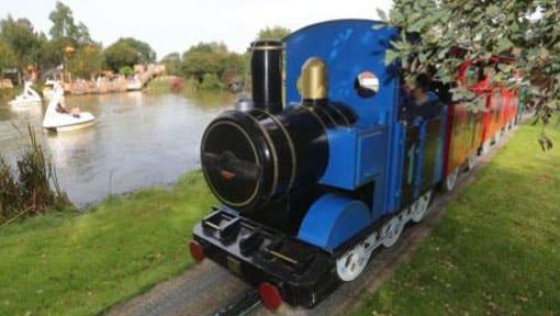 The Big Sheep Blue Train