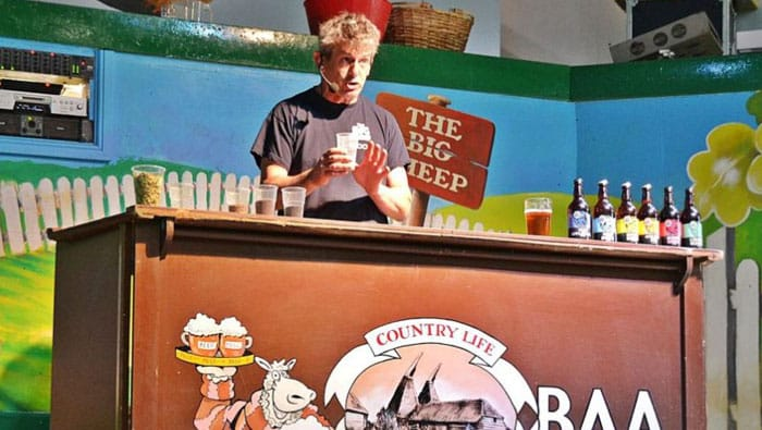 The Big Sheep beer show