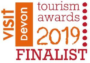 Visit Devon tourism award 2020