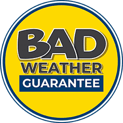 Bad Weather Guarantee