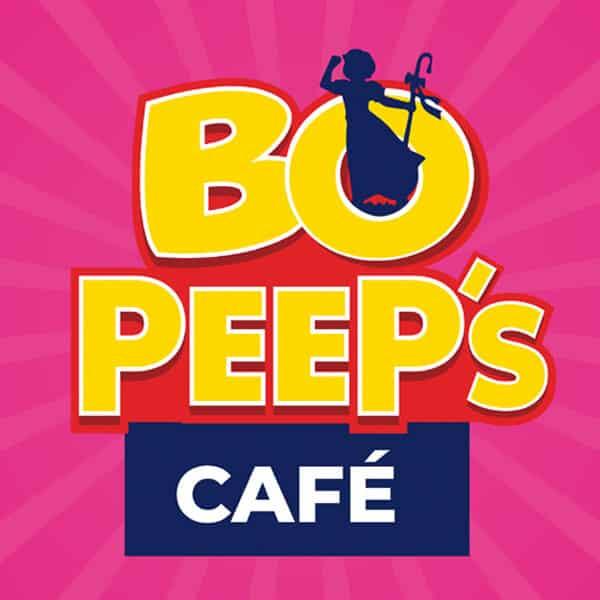 Bo Peep's Cafe Logo