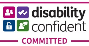 Disability confident and committed
