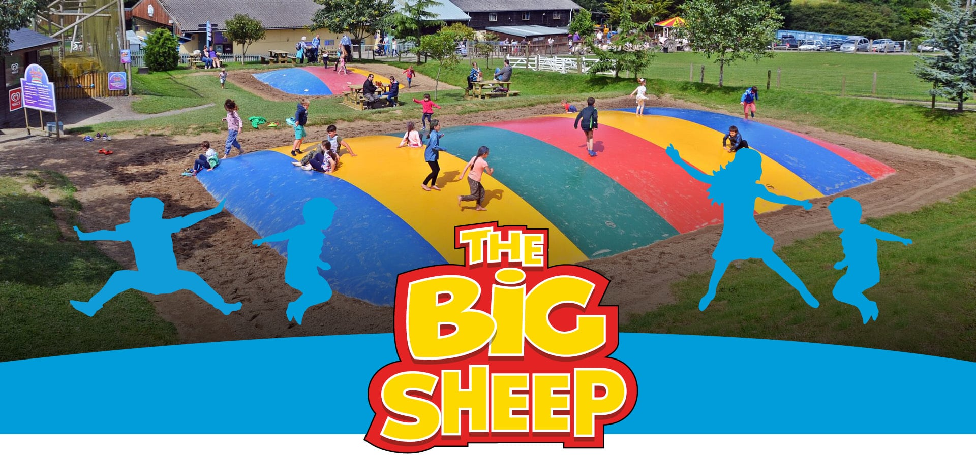 The Big Sheep Outdoor Fun