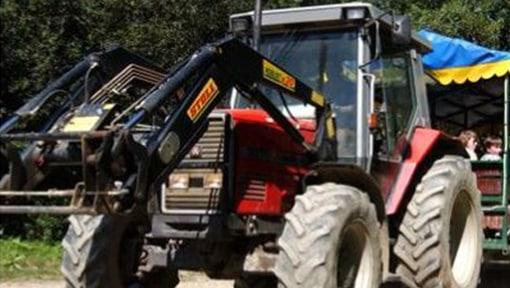 The Big Sheep Tractor Safari