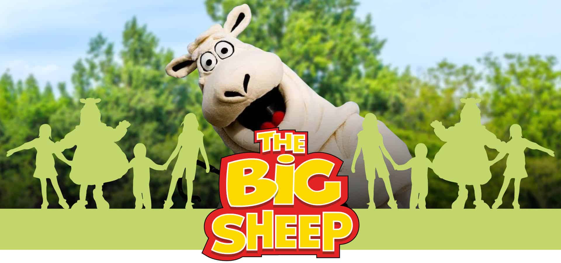 The Big Sheep Wooly The Sheep