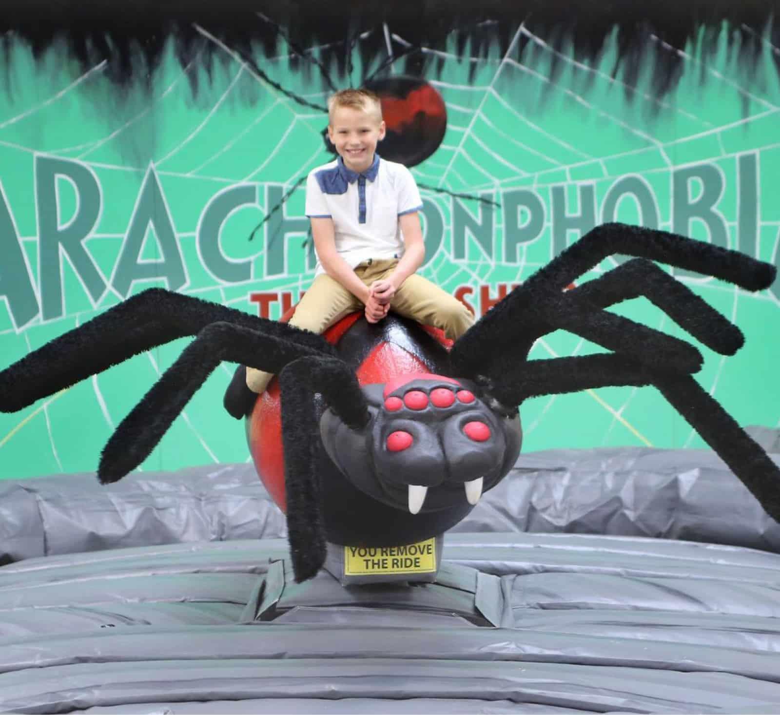 Scary Halloween Rides