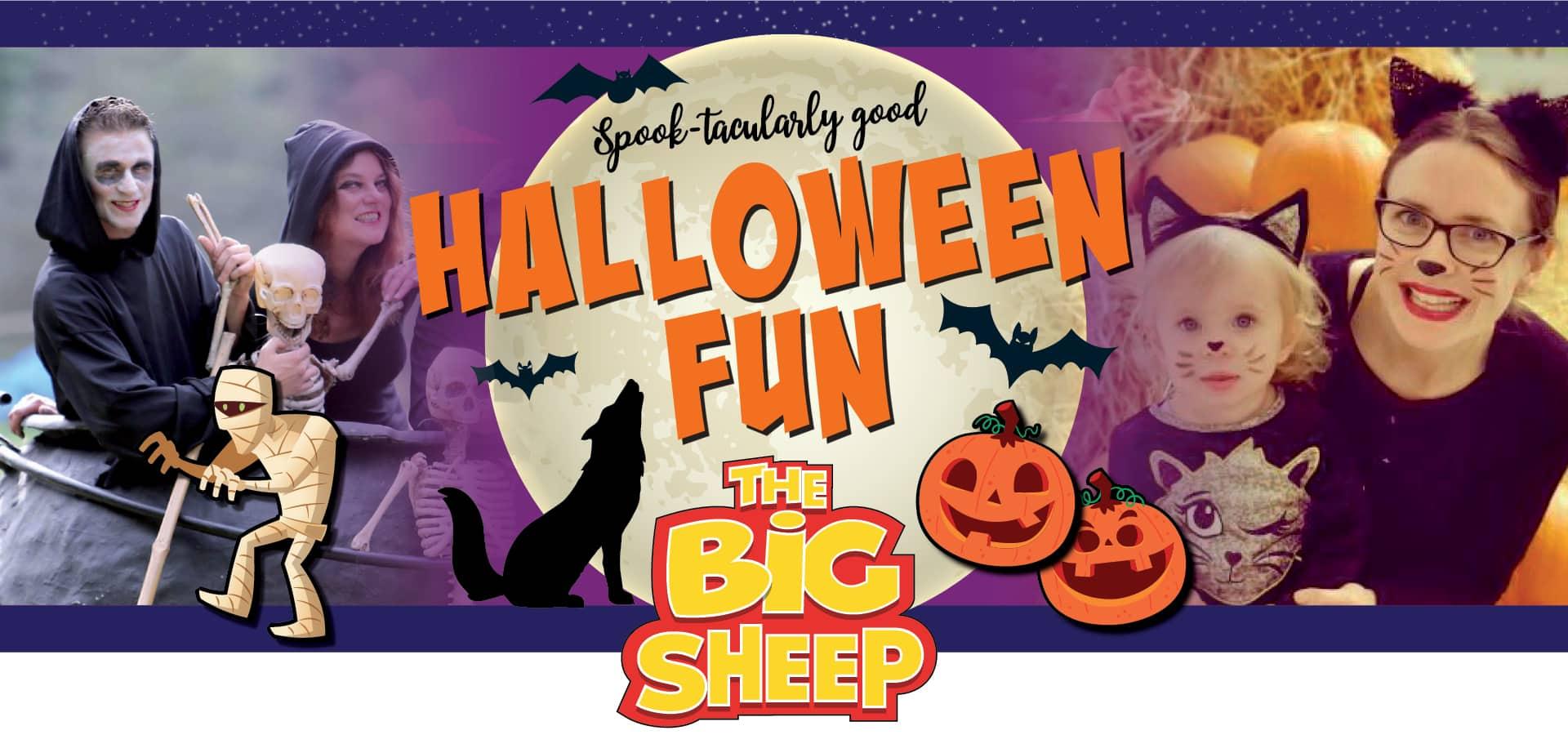 Big Sheep Sized Header Halloween