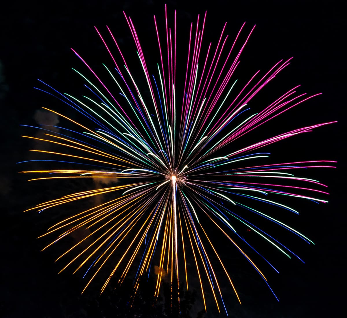 Fireworks Bang