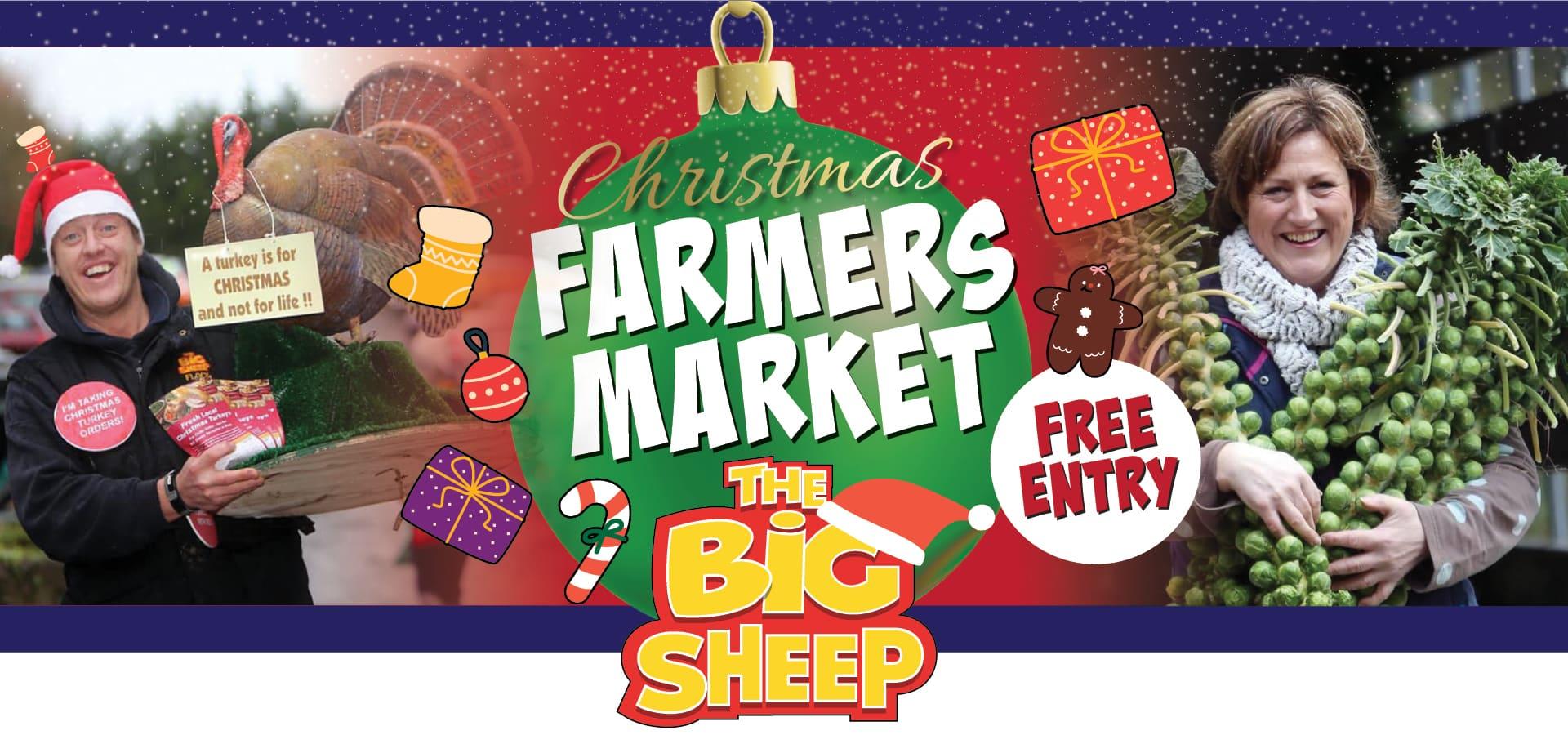 Big Sheep Christmas Market