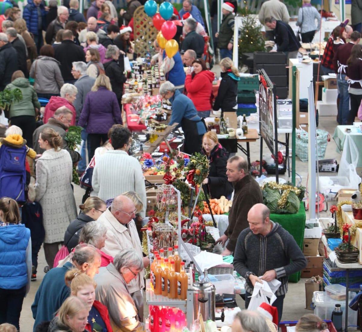 Farmers Christmas Market